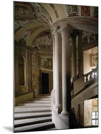 Scala Regia--Mounted Giclee Print
