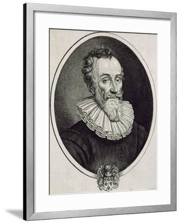 Portrait of Francois De Malherbe--Framed Giclee Print
