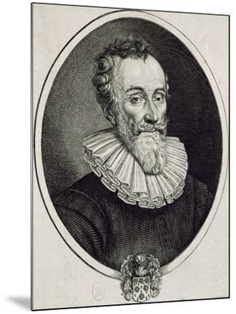 Portrait of Francois De Malherbe--Mounted Giclee Print