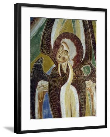 Frescoes, Crypt of Monte Maria Abbey, Near Mals--Framed Giclee Print