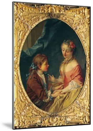 Mother and Child-Francois Boucher-Mounted Giclee Print