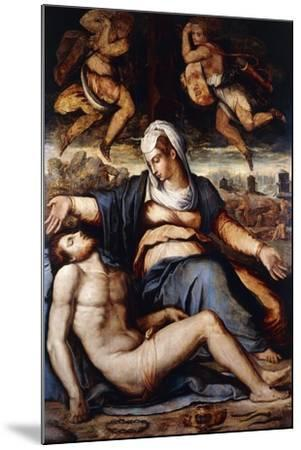 The Pieta, C.1542-Giorgio Vasari-Mounted Giclee Print