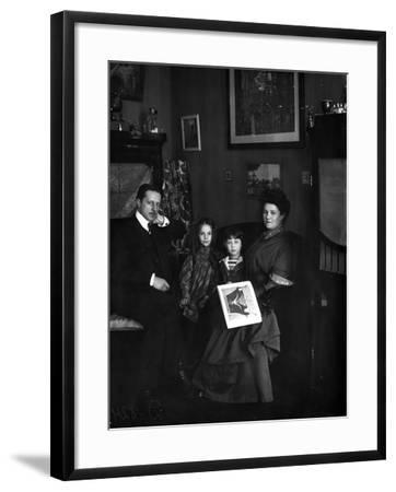 Konstantin Andreyevich Somov--Framed Photographic Print