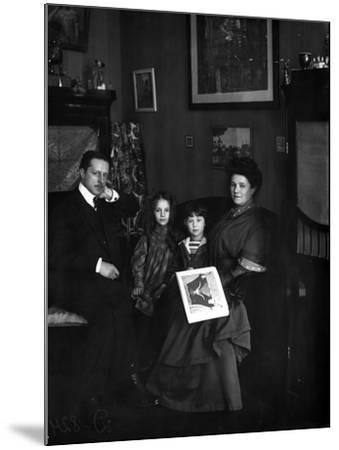 Konstantin Andreyevich Somov--Mounted Photographic Print