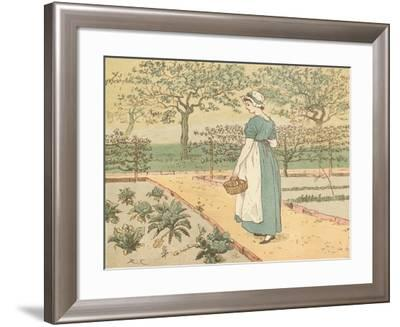 The Great Panjandrum Himself-Randolph Caldecott-Framed Giclee Print