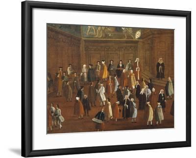 The Hall of the Compass-Gabriel Bella-Framed Giclee Print