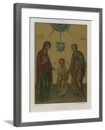 The Trinity--Framed Giclee Print