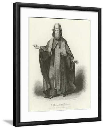 A Muscovite Bishop--Framed Giclee Print
