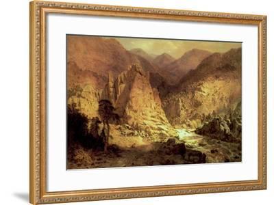 Headwaters of the Rio Grande, 1872-73-Hamilton Hamilton-Framed Giclee Print