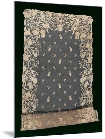 Burano Stitch--Mounted Giclee Print