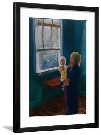 Lily and Mira, 1997-Lee Campbell-Framed Giclee Print