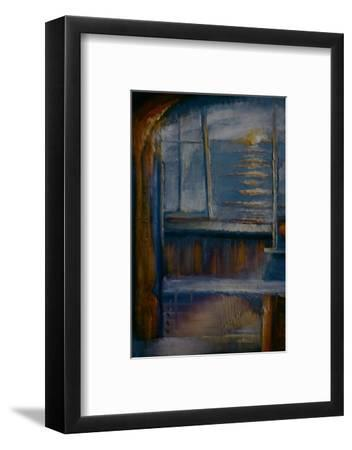 Whitstable Sunset, 1991-Lee Campbell-Framed Photographic Print