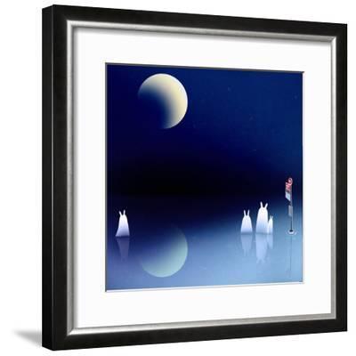 Portal, 2013-Yoyo Zhao-Framed Giclee Print