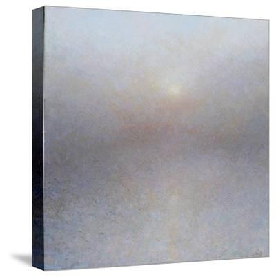 Morning Mist-Jeremy Annett-Stretched Canvas Print