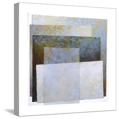 Equilibre No 24-Jeremy Annett-Stretched Canvas Print
