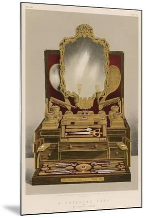 A Dressing Case by Mr Asprey, London--Mounted Giclee Print
