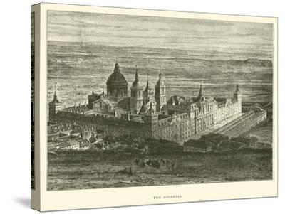 The Escorial--Stretched Canvas Print