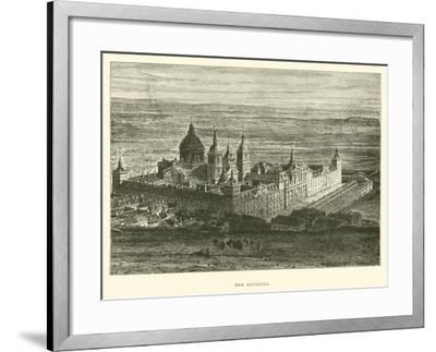 The Escorial--Framed Giclee Print