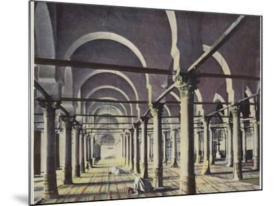 Great Mosque of Kairouan--Mounted Photographic Print