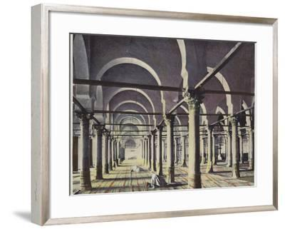 Great Mosque of Kairouan--Framed Photographic Print