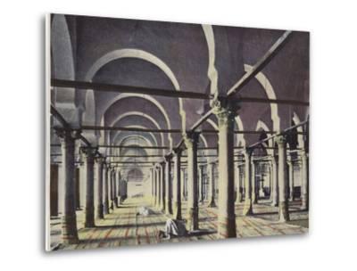 Great Mosque of Kairouan--Metal Print