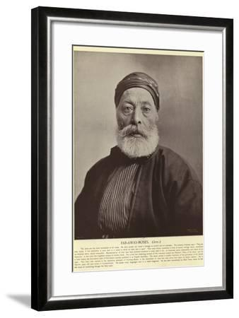 Far-Away-Moses, Jew--Framed Photographic Print