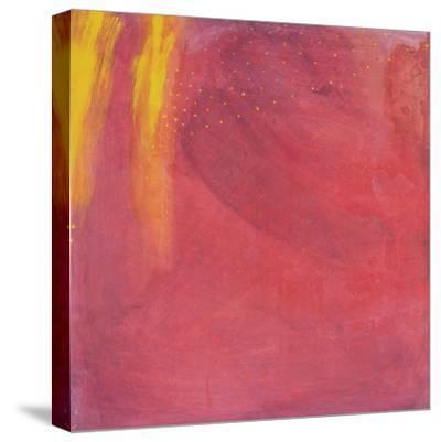 Purple Moon, 1997-Charlotte Johnstone-Stretched Canvas Print