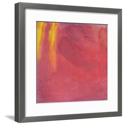 Purple Moon, 1997-Charlotte Johnstone-Framed Giclee Print
