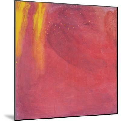 Purple Moon, 1997-Charlotte Johnstone-Mounted Giclee Print