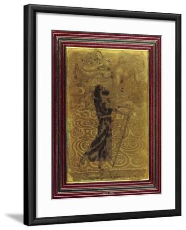 Le Lotus, C.1924-Raphael Freida-Framed Giclee Print