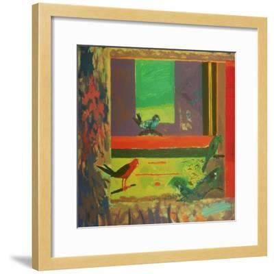 Birds, 1994-David Alan Redpath Michie-Framed Giclee Print