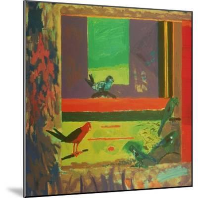 Birds, 1994-David Alan Redpath Michie-Mounted Giclee Print