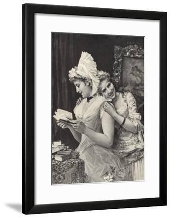 The Sisters-Federigo Andreotti-Framed Giclee Print