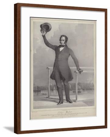 Robert Moffat, Scottish Missionary to Africa-James Henry Lynch-Framed Giclee Print