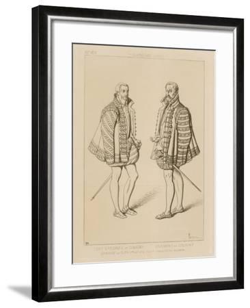 Cardinal Odet De Coligny--Framed Giclee Print