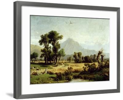 Crops-Andrea Marenzi-Framed Giclee Print