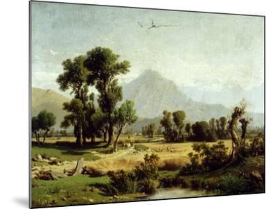 Crops-Andrea Marenzi-Mounted Giclee Print