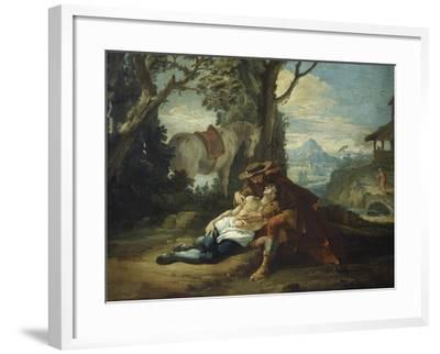 Good Samaritan-Francesco Fontebasso-Framed Giclee Print