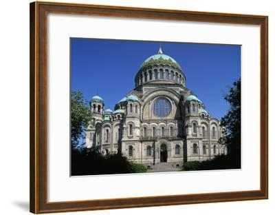 Maritime Cathedral--Framed Giclee Print