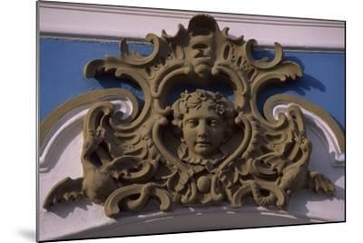 Stucco Decorations at Catherine Palace--Mounted Giclee Print