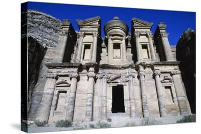 Monastery--Stretched Canvas Print