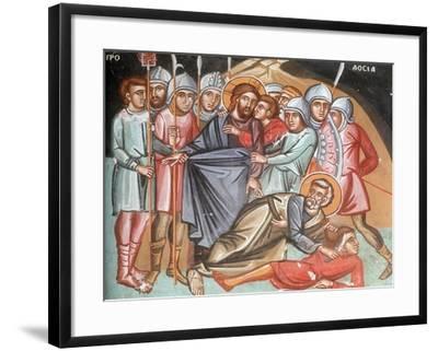 The Betrayal, Cretan School--Framed Giclee Print