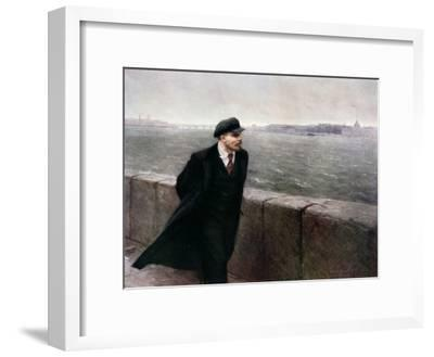 The October Wind, 1957--Framed Giclee Print
