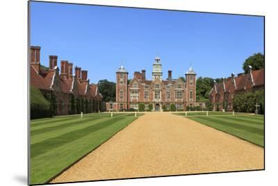 Blickling Hall, Norfolk--Mounted Photographic Print