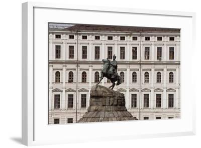 Bohdan Khmelnitsky--Framed Giclee Print