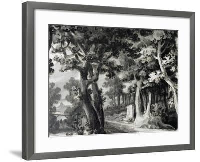 Set Design by Romolo Liverani--Framed Giclee Print