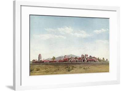 The Alvarado, Albuquerque, New Mexico--Framed Photographic Print