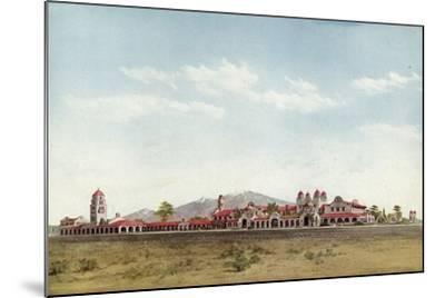 The Alvarado, Albuquerque, New Mexico--Mounted Photographic Print