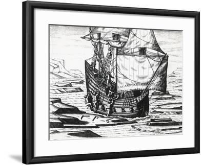 William Barents--Framed Giclee Print