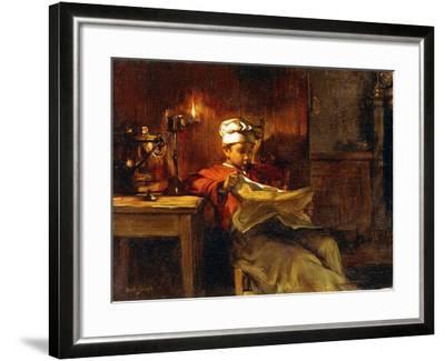 Little Chef-Joseph Bail-Framed Giclee Print